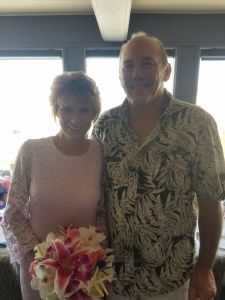 Michele and Bob had a Casual and Fun Wedding at the Charthouse in Redondo Beach, by Suvin